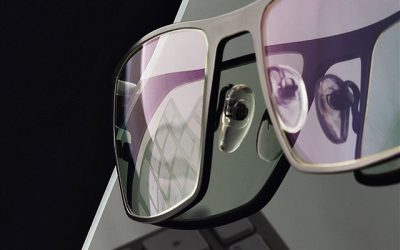Ochranné okuliare k zobrazovacím jednotkám
