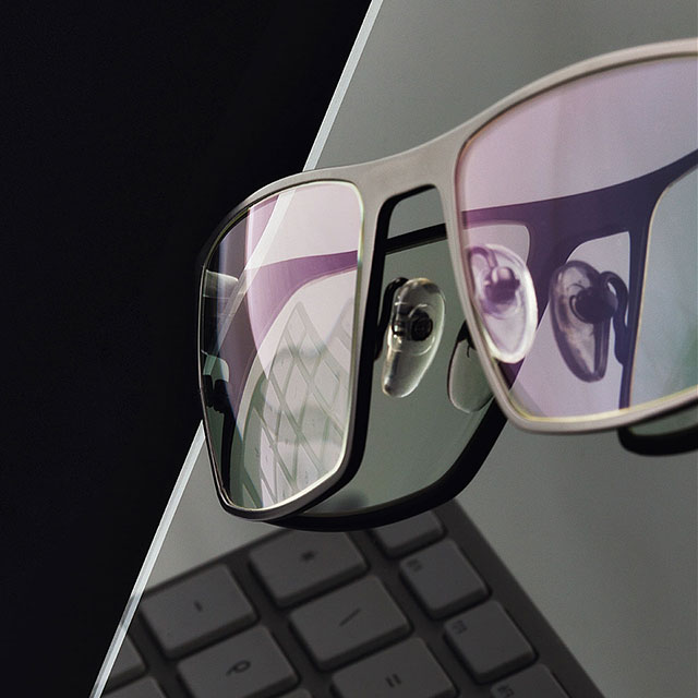 Brýle k zobrazovacím jednotkám