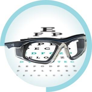 Dioptrická ochrana zraku